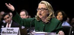 Hollering Hillary