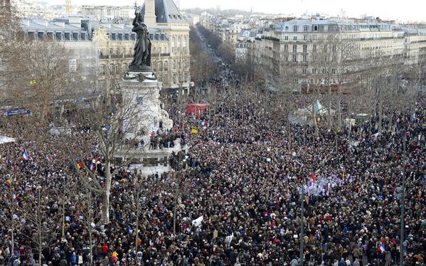 Paris March 1