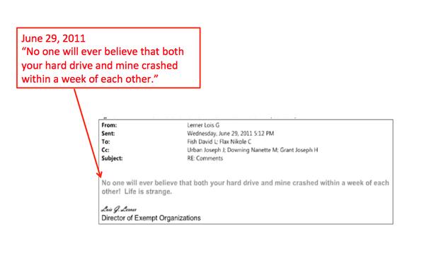 Lerner's E-Mails