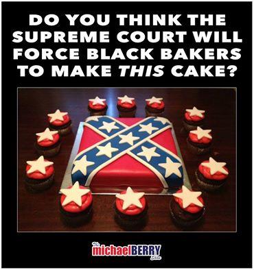 Confederate Cake