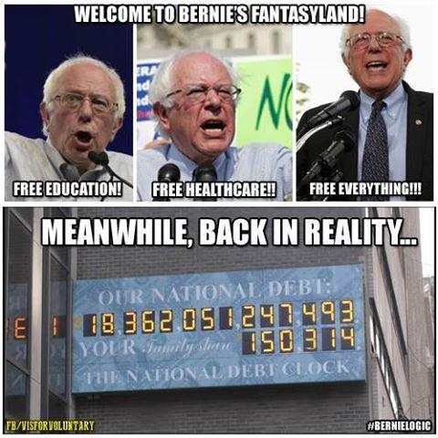 Bernie's Fantasyland