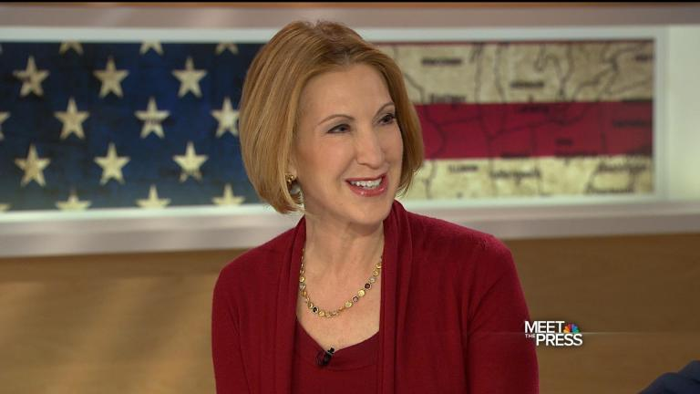 Carly Fiorina best