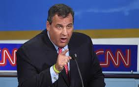 Cris Christie Debate