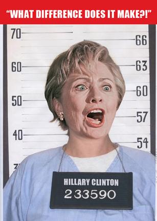 Hillary-mug-shot