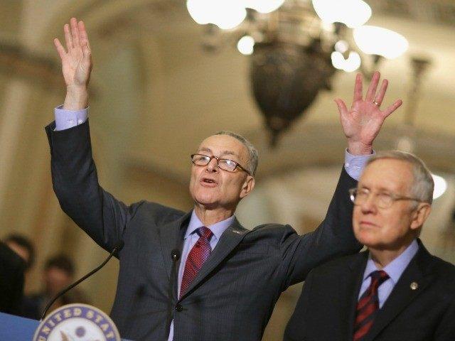 Democrats celebrate