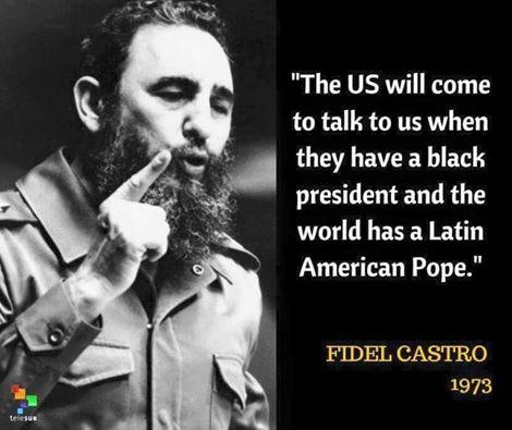 Castro's Prediction