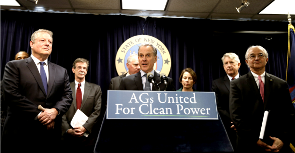 AGs United For Clean Power