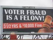 voter fraud 33