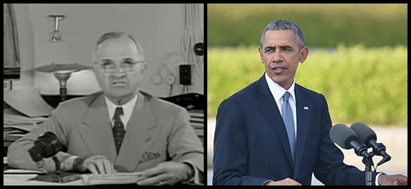 Obama-Truman