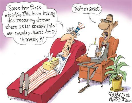 Terrorist cartoon 5
