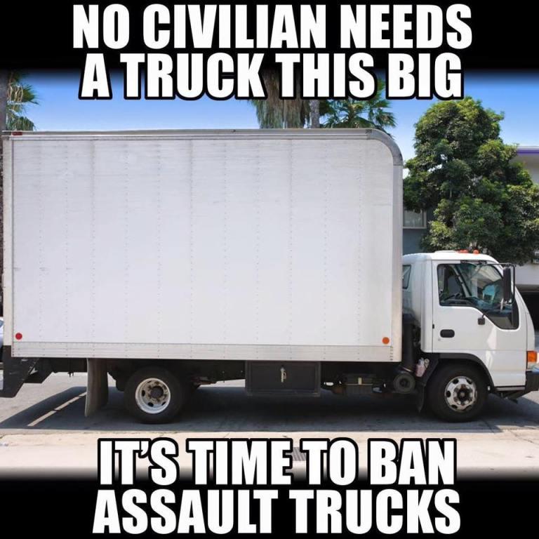 Assault Trucks