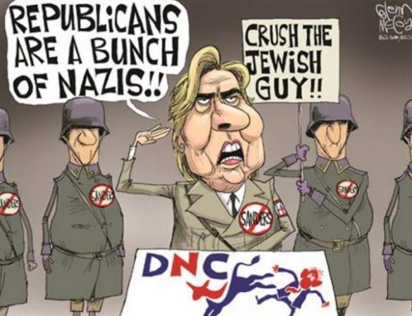 Democrat AntiSemitism