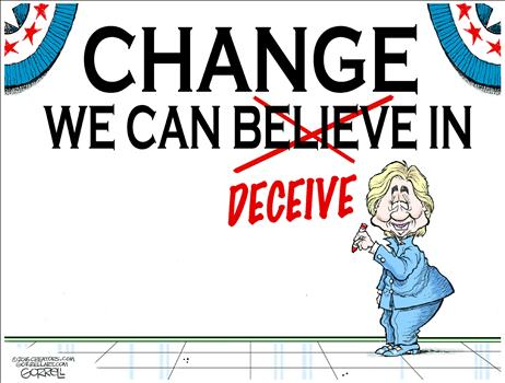 Hillary Change