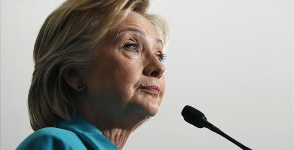 Hillary wrinkled