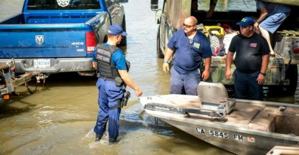 Lousiana Flooding