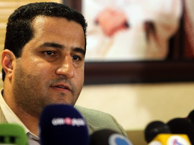 Iranian nuclear scientist, Shahram Amiri