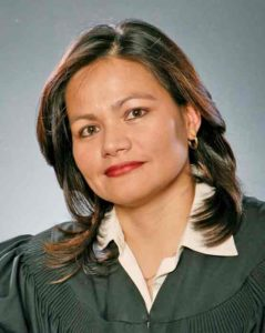 U.S. District Court Judge Ramona Manglona