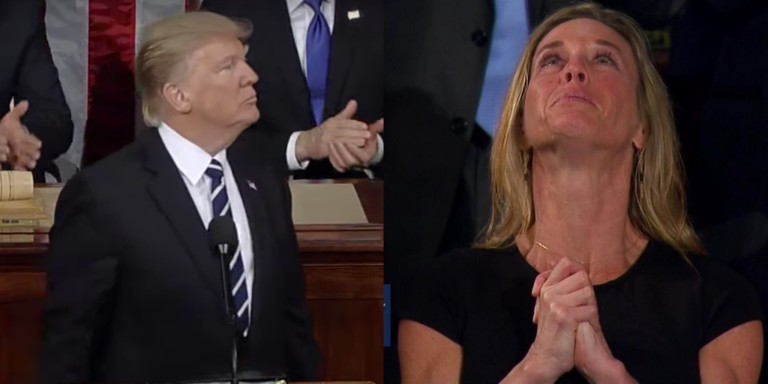 carryn-owens-and-trump