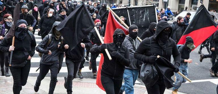 Antifa-Flickr